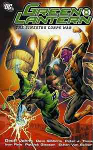 GREEN LANTERN -complete collected comic books by Geoff Johns