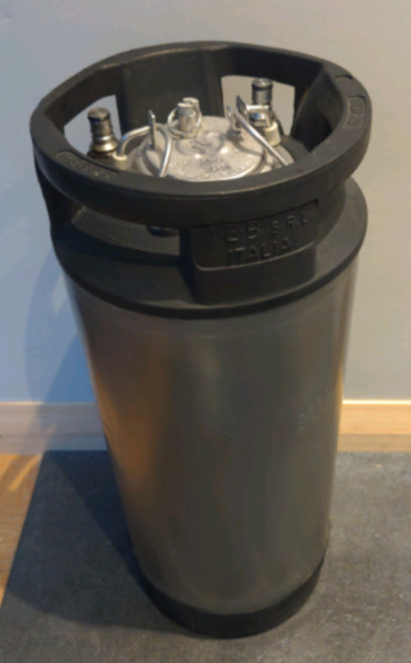 Cornelius Keg Uk - Cornelius Keg - 5 US Gallon/19 litre