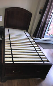 Bed (with mattress) for Sale! Four Units available