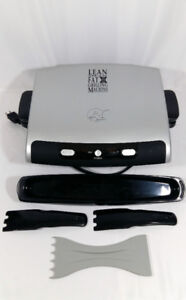 George Foreman 100 Digital Grill, GRP99 George Foreman Like New