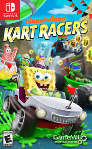 Nickelodeon Kart Racers  @ GAME HOARD