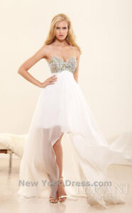 BNWT Terani Couture Evening Gown