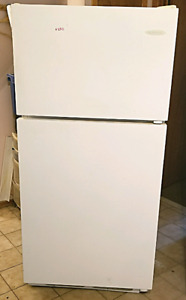 """Full size electric fridge , Frigidaire, 28""""wide , for sale"""