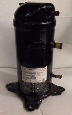 Danfoss Hlj083t2lc8 High-temp Commercial Compressor 83k Btu 7ton 208-230v360hz