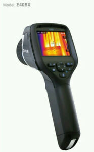 New FLIR E40BX IR Infrared Thermal Imaging Camera Wifi w. Case
