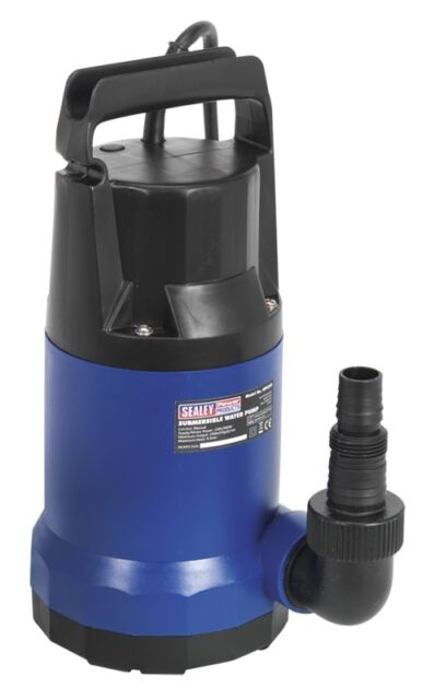 Sealey Submersible Water Pump 250ltr/min 230V WPC250