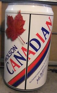 Molson Canadian Beer Can Stereo