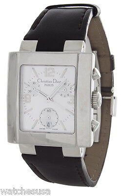 Christian Dior Riva Ladies silver dial quartz D101-100-AGIN2