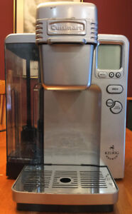 Cuisinart Keurig Coffee Machine