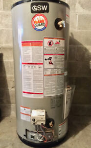 GSW 40G Atmospheric Vent Gas Water Heater