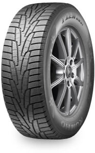 4 pneus d'hiver Kumho  4 winter tires