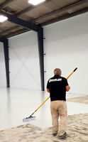 Commercial / Industrial Concrete Flooring  Specialty Coating