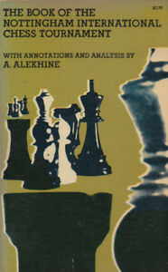 Book of the Nottingham International Chess Tournament