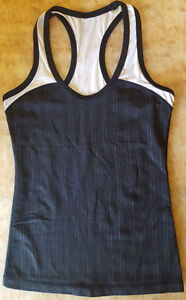 LULULEMON TANK TOP SIZE 8 IN PERFECT CONDITION