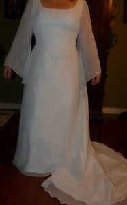 Size 20 Wedding Gown - Dress