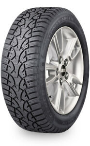 General AltiMAX Arctic snow tires on grey rims on SALE!!