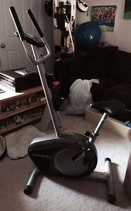 Exercise bike - barely used.