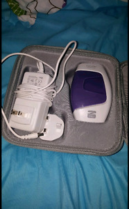 Flash & Go Express Hair Removal Device
