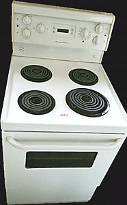 """Apartment size Electric Stove , Frigidaire , 24""""wide, for sale"""