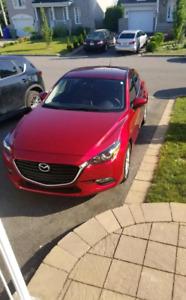 Mazda 3 sport 2018 Vente rapide