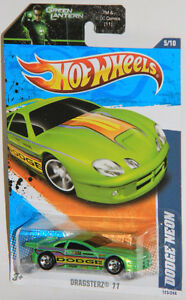 Hot Wheels 1/64 Dodge Neon Diecast Car