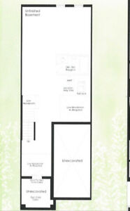 Brand new townhouse for 1800