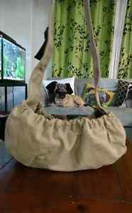 Size small original Wagwear bag, used all of 3 times
