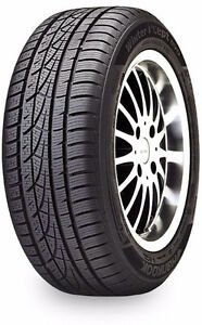 225/50R17 Hankook Winter Icept Evo   Like New Rims And Tires