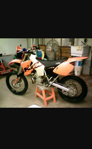 Ktm 200 exc looking for a rear rim