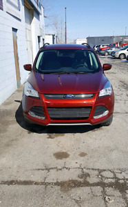 2014 Ford Escape Ecoboost 2.0 Nav Camera Chrome