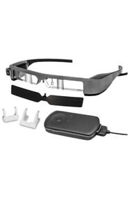 BNIB sealed Epson Moverio Smart Glasses FPV Drone Edition BT-300