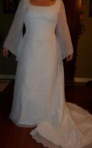 Size 20 Wedding Gown - Dress