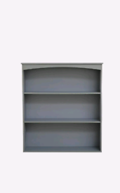 Grey Wall Mounted Shelves Brand New