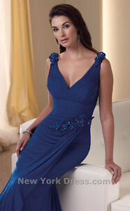 Prom/Wedding Dress - Royal Blue