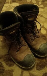 Leather Kodiak Workboots