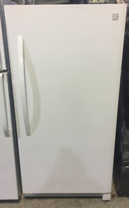 Kenmore 13.8 CU.FT frost free upright freezer white $399 ham*