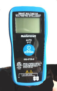 "Digital ""Smart Multimeter"""