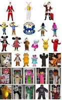 Character Costume rentals Mascot Childrens Party