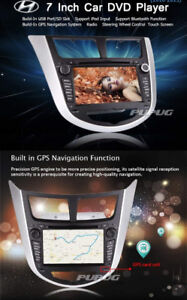 GPS & Multimedia Car Stereo. 2010 -2015 Hyundai Accent