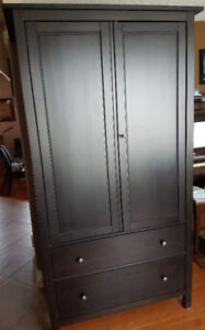 Super Clean, Excellent Condition Ikea Hemnes Wardrobe