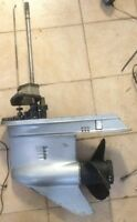 Pied pour 90 cv Evinrude ou JOHNSON EN EXCELLENTE condition 999$