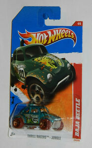 Hot Wheels 1/64 Scale Baja Bug Diecast Car