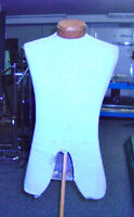 Male forms (10) with neck block/ wood base available>Kincardine
