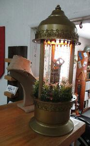 1970s table top Rain Lamp