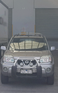 Nissan Xtrail 2003 swap or sell