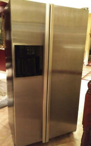 Stainless Steel Fridge - Delivery Available