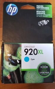 HP Office Ink Jet Cartridge (920XL Cyan)