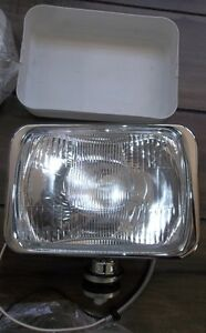 1 - 6 X 9 100 WATT OFF ROAD LIGHT WITH EXTRA COVERS Belleville Belleville Area image 4
