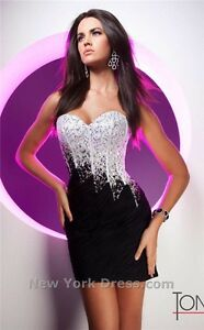 Tony Bowls Cocktail Dress