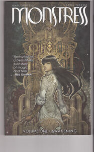 Monstress TPB Vol 1: Awakening - Image comics